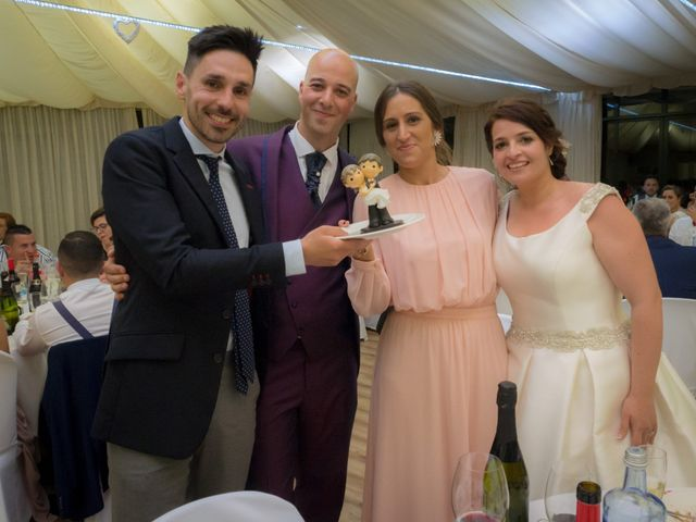 La boda de Martin y Silvia en Bueu (Resto Parroquia), Pontevedra 56