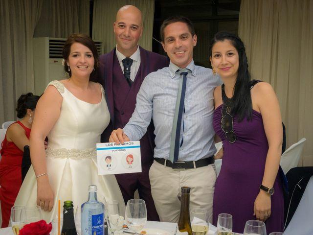 La boda de Martin y Silvia en Bueu (Resto Parroquia), Pontevedra 57
