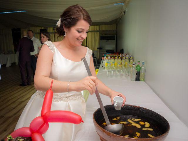 La boda de Martin y Silvia en Bueu (Resto Parroquia), Pontevedra 58