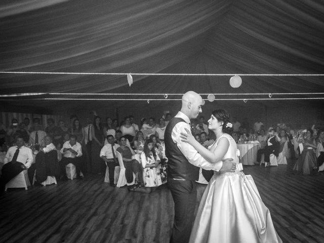 La boda de Martin y Silvia en Bueu (Resto Parroquia), Pontevedra 62