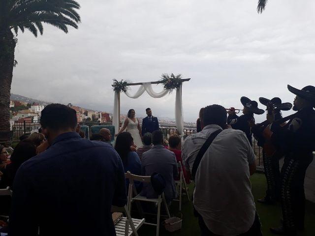 La boda de Joaquín y Yeimi  en La Victoria De Acentejo, Santa Cruz de Tenerife 4