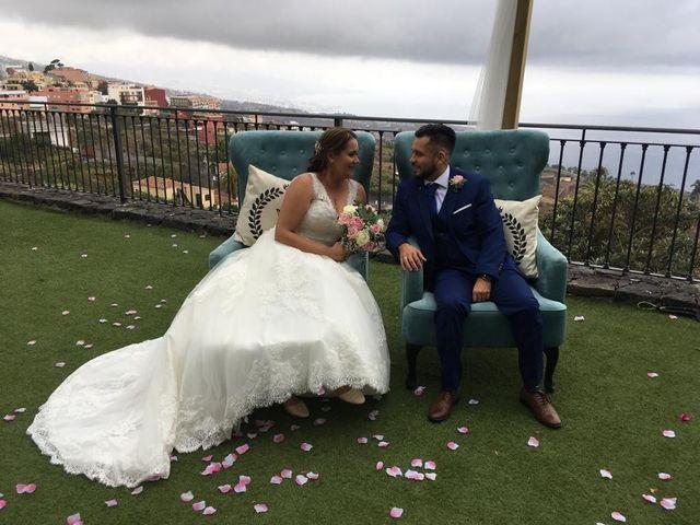 La boda de Joaquín y Yeimi  en La Victoria De Acentejo, Santa Cruz de Tenerife 7