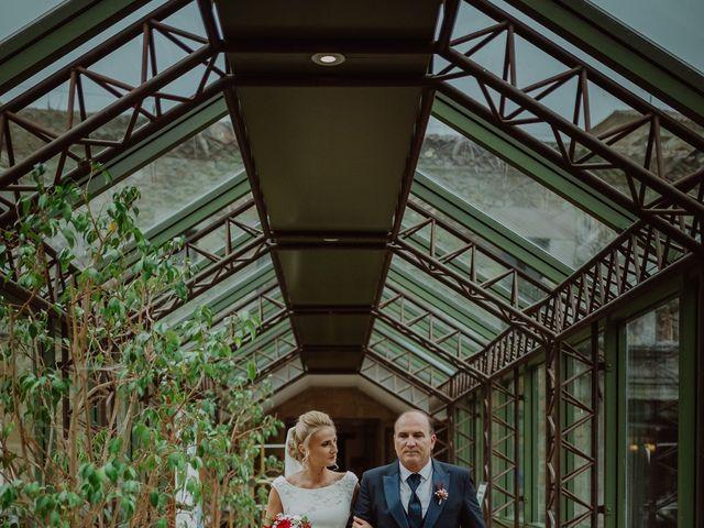 La boda de Néstor y Raluca en Cangas De Onis, Asturias 51