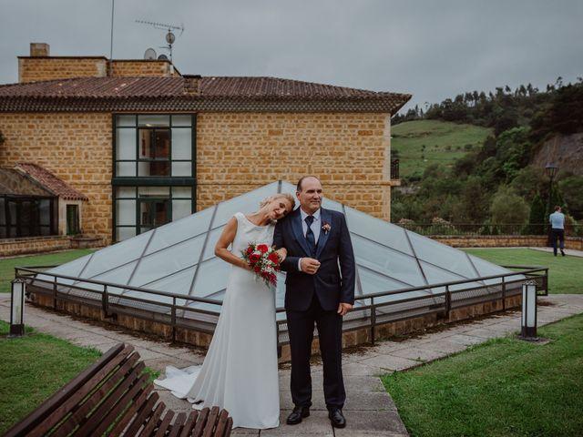 La boda de Néstor y Raluca en Cangas De Onis, Asturias 53