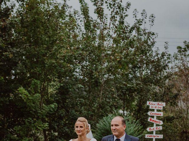 La boda de Néstor y Raluca en Cangas De Onis, Asturias 55
