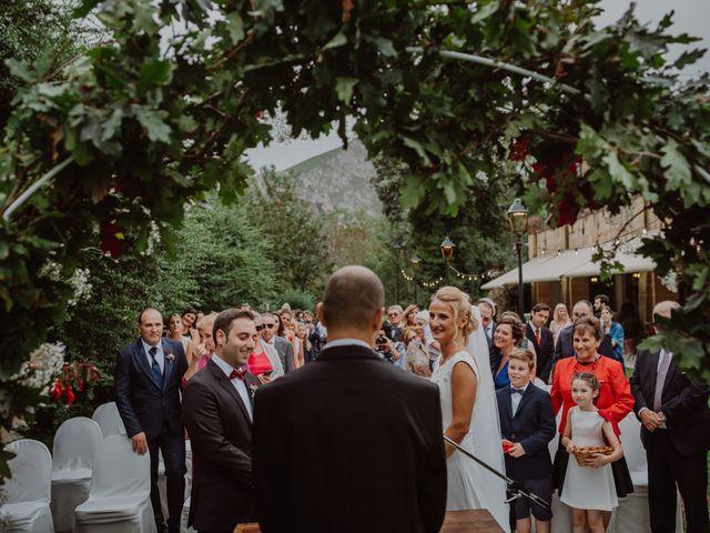La boda de Néstor y Raluca en Cangas De Onis, Asturias 58