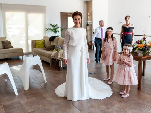 La boda de Gaspar y Silvia en Burriana, Castellón 35