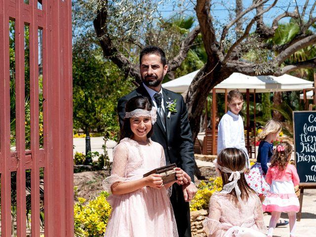 La boda de Gaspar y Silvia en Burriana, Castellón 40