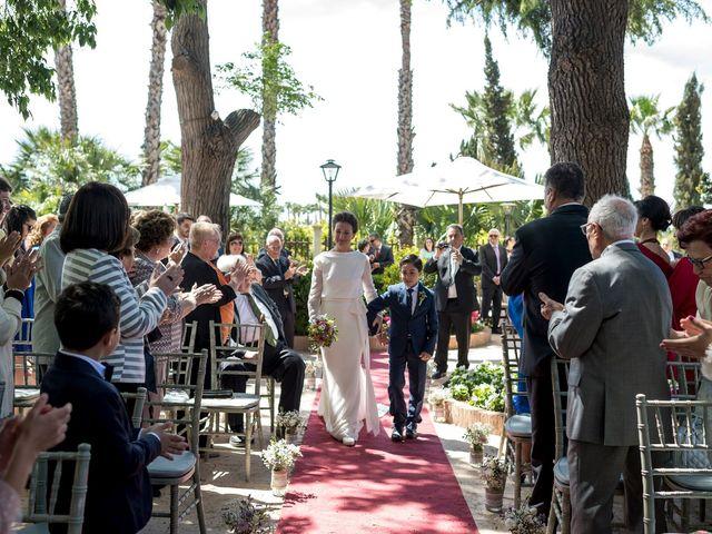 La boda de Gaspar y Silvia en Burriana, Castellón 45