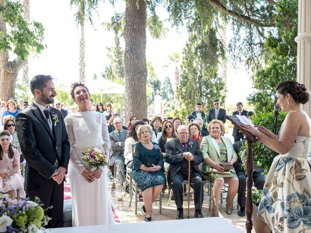 La boda de Gaspar y Silvia en Burriana, Castellón 57