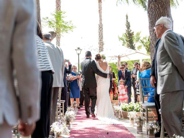 La boda de Gaspar y Silvia en Burriana, Castellón 74