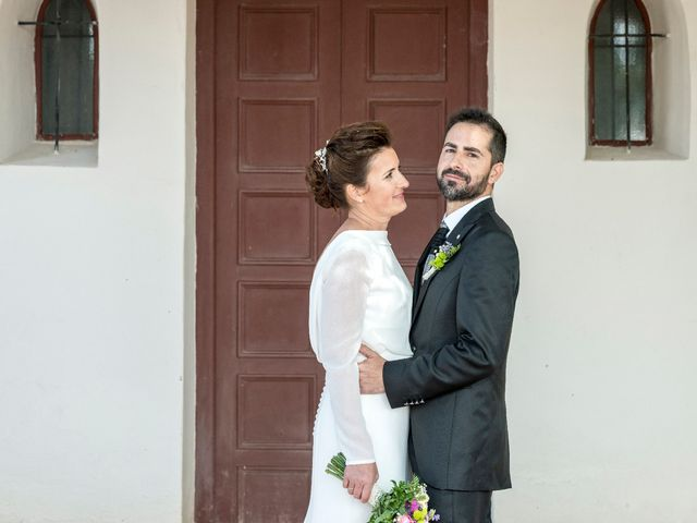 La boda de Gaspar y Silvia en Burriana, Castellón 84