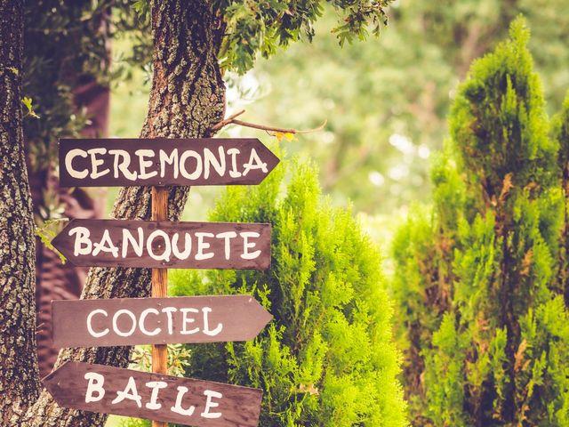 La boda de Ruben y Andrea en Campillo De Ranas, Guadalajara 24
