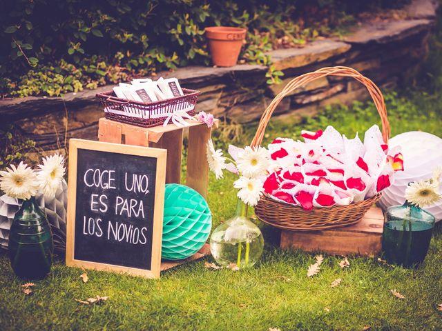 La boda de Ruben y Andrea en Campillo De Ranas, Guadalajara 29