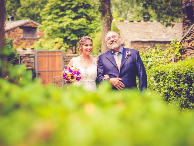 La boda de Ruben y Andrea en Campillo De Ranas, Guadalajara 36