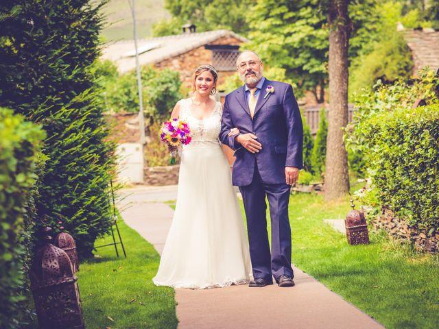 La boda de Ruben y Andrea en Campillo De Ranas, Guadalajara 38