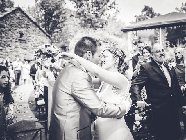 La boda de Ruben y Andrea en Campillo De Ranas, Guadalajara 43
