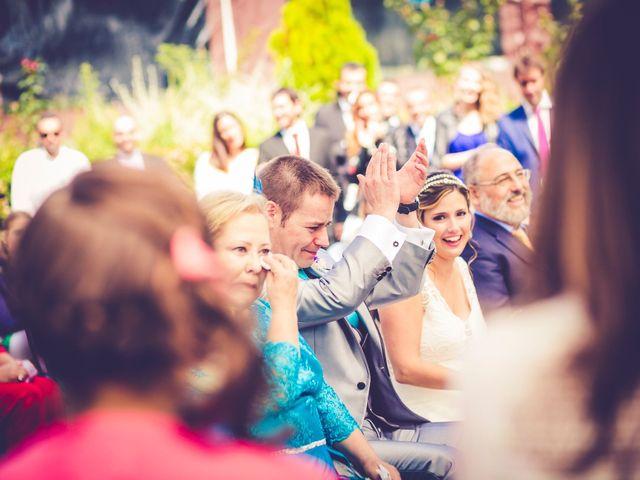 La boda de Ruben y Andrea en Campillo De Ranas, Guadalajara 44