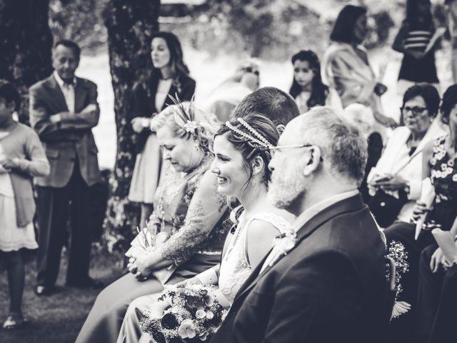La boda de Ruben y Andrea en Campillo De Ranas, Guadalajara 45