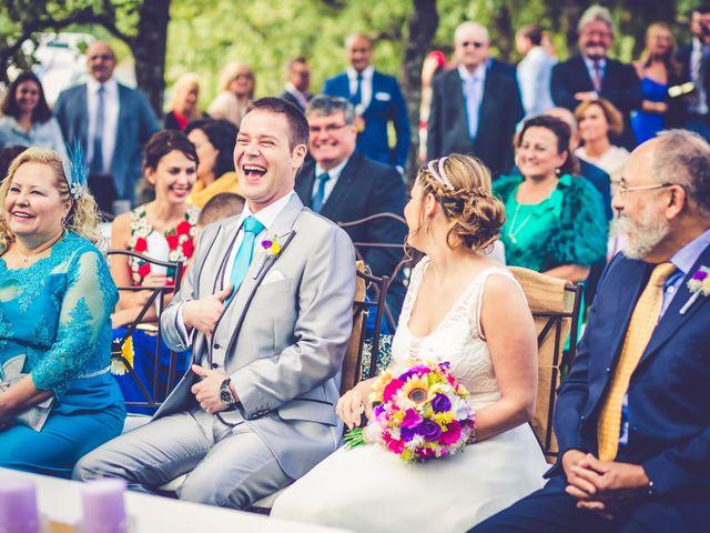 La boda de Ruben y Andrea en Campillo De Ranas, Guadalajara 46