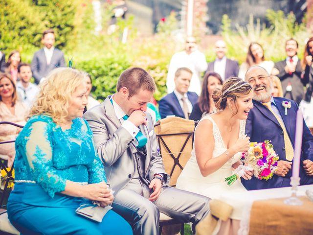 La boda de Ruben y Andrea en Campillo De Ranas, Guadalajara 49