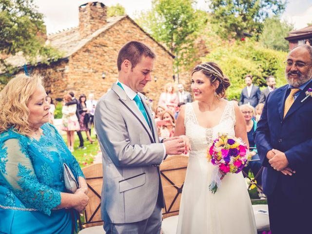La boda de Ruben y Andrea en Campillo De Ranas, Guadalajara 57