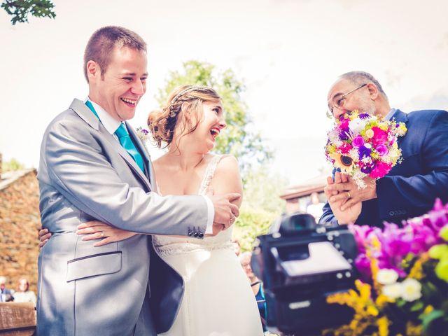 La boda de Ruben y Andrea en Campillo De Ranas, Guadalajara 61