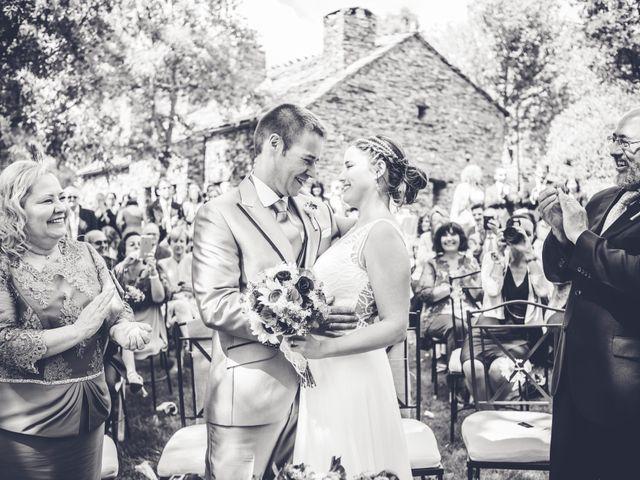 La boda de Ruben y Andrea en Campillo De Ranas, Guadalajara 62