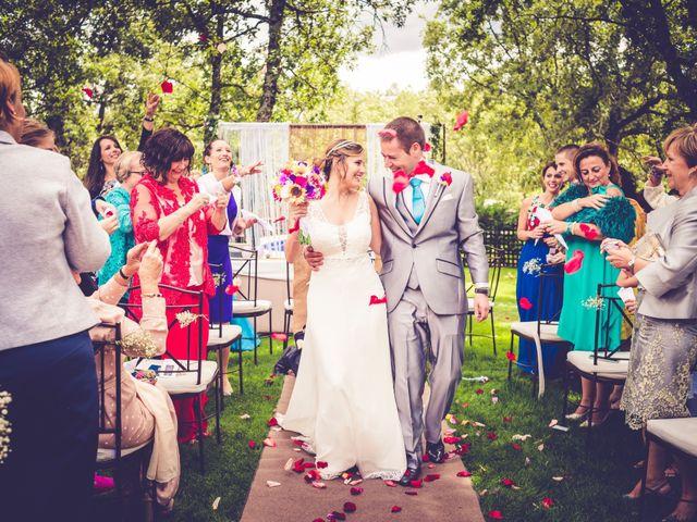 La boda de Ruben y Andrea en Campillo De Ranas, Guadalajara 63