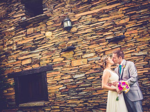 La boda de Ruben y Andrea en Campillo De Ranas, Guadalajara 1