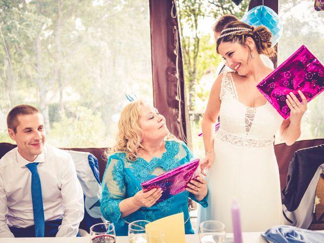La boda de Ruben y Andrea en Campillo De Ranas, Guadalajara 77