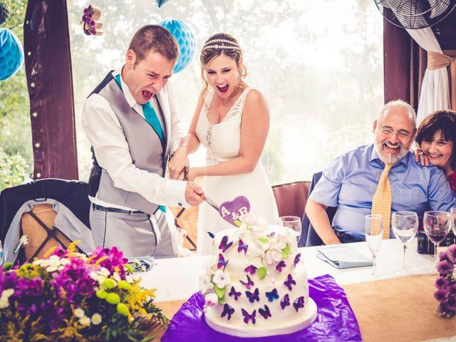 La boda de Ruben y Andrea en Campillo De Ranas, Guadalajara 80