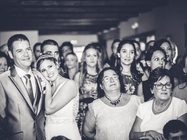 La boda de Ruben y Andrea en Campillo De Ranas, Guadalajara 81