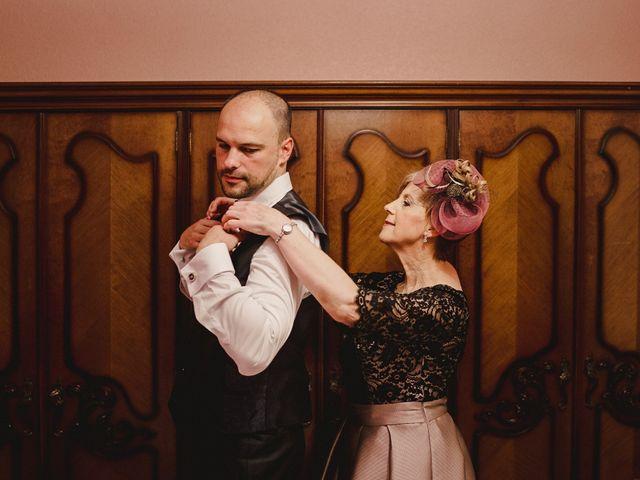 La boda de David y Rocío en Valdepeñas, Ciudad Real 9