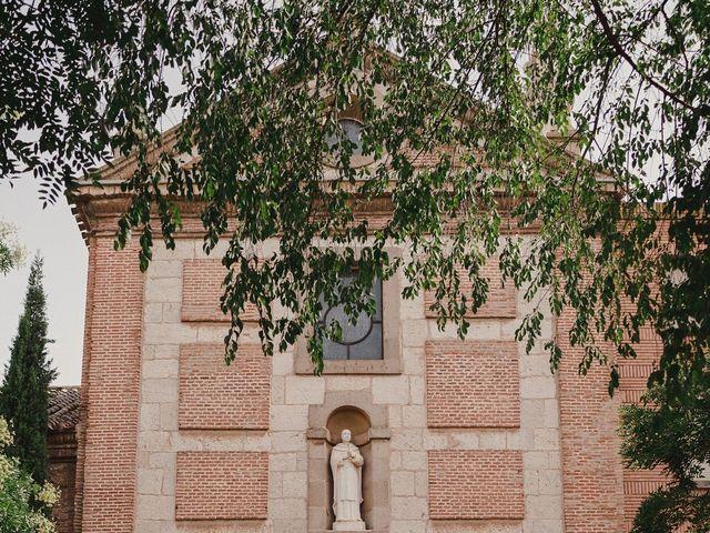 La boda de David y Rocío en Valdepeñas, Ciudad Real 35