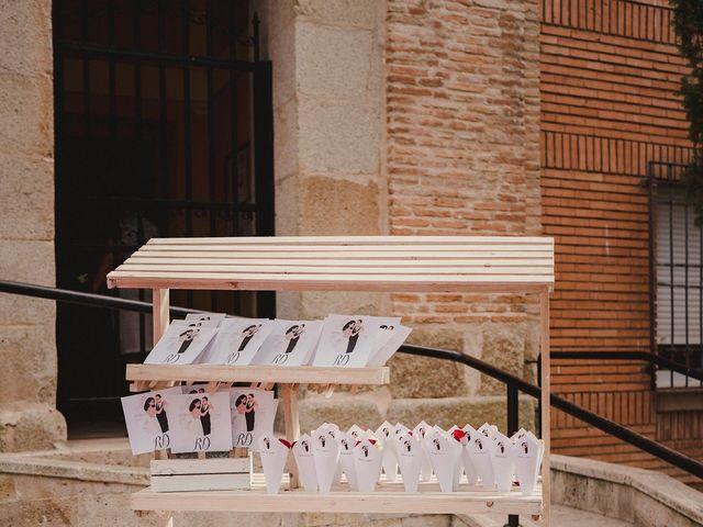La boda de David y Rocío en Valdepeñas, Ciudad Real 36