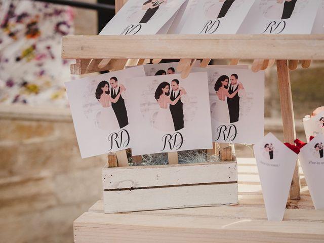 La boda de David y Rocío en Valdepeñas, Ciudad Real 37