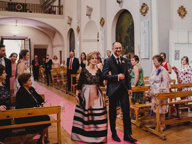 La boda de David y Rocío en Valdepeñas, Ciudad Real 39