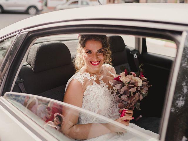La boda de David y Rocío en Valdepeñas, Ciudad Real 41