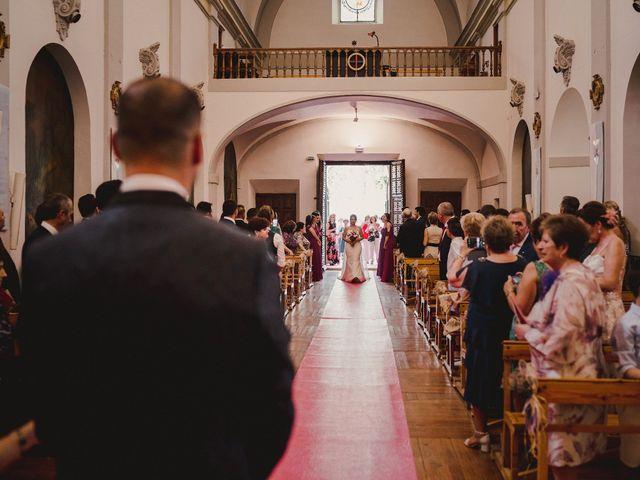 La boda de David y Rocío en Valdepeñas, Ciudad Real 42