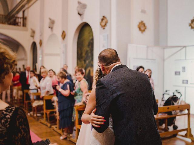 La boda de David y Rocío en Valdepeñas, Ciudad Real 44