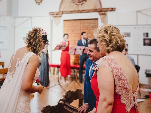 La boda de David y Rocío en Valdepeñas, Ciudad Real 45
