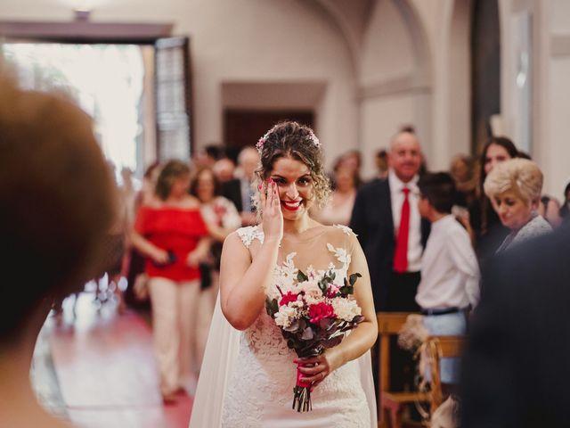 La boda de David y Rocío en Valdepeñas, Ciudad Real 46