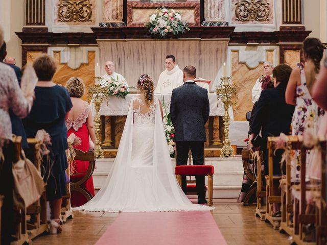 La boda de David y Rocío en Valdepeñas, Ciudad Real 47