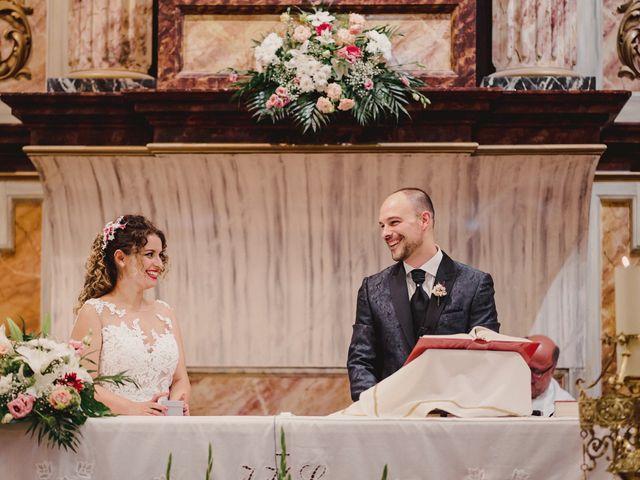 La boda de David y Rocío en Valdepeñas, Ciudad Real 48