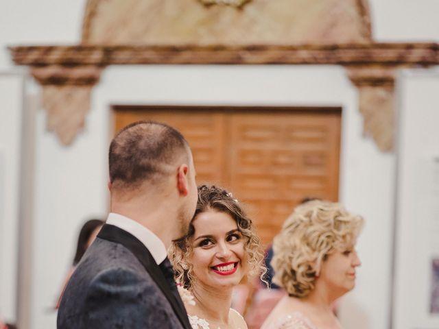 La boda de David y Rocío en Valdepeñas, Ciudad Real 50