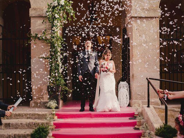 La boda de David y Rocío en Valdepeñas, Ciudad Real 54