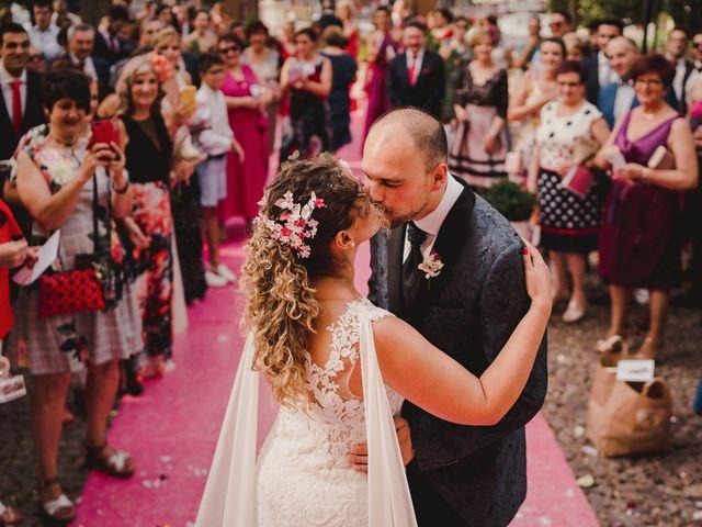 La boda de David y Rocío en Valdepeñas, Ciudad Real 56