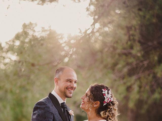 La boda de David y Rocío en Valdepeñas, Ciudad Real 57