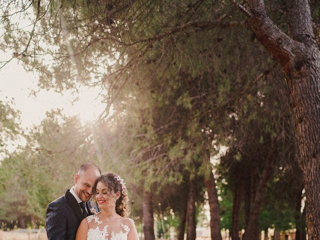 La boda de David y Rocío en Valdepeñas, Ciudad Real 58